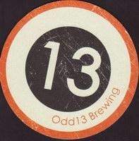 Beer coaster odd13-2-oboje-small
