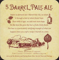 Beer coaster odell-13-small