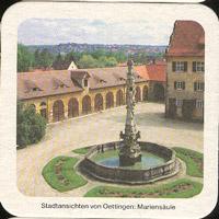 Pivní tácek oettinger-11-zadek