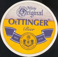 Pivní tácek oettinger-12