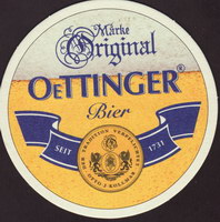 Pivní tácek oettinger-14-small