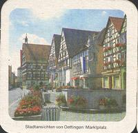 Pivní tácek oettinger-4-zadek