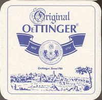 Pivní tácek oettinger-8