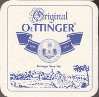 Pivní tácek oettinger-9