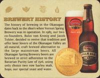 Beer coaster okanagan-spring-5-zadek-small