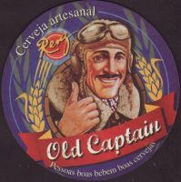 Beer coaster old-captain-1-zadek