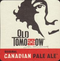 Beer coaster old-tomorrow-2