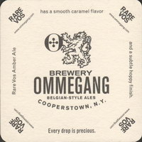 Beer coaster ommegang-1-small