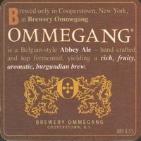 Beer coaster ommegang-3-zadek-small