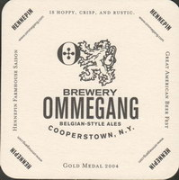 Beer coaster ommegang-4-small