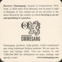 Beer coaster ommegang-5-zadek-small