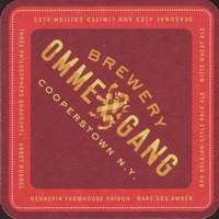 Beer coaster ommegang-7-small
