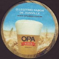 Beer coaster opa-bier-1