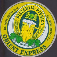 Pivní tácek orient-express-1