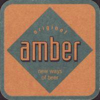 Beer coaster original-amber-1-small