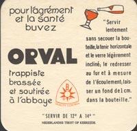 Beer coaster orval-1