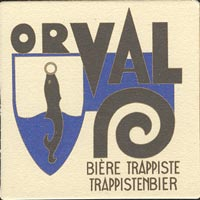 Beer coaster orval-7