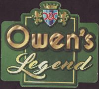 Pivní tácek oscar-owen-1