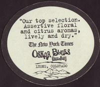 Beer coaster oskar-blues-2-zadek-small