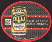 Beer coaster oskar-blues-4-zadek-small