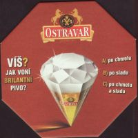 Pivní tácek ostravar-61-small