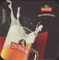 Pivní tácek ostravar-74-small