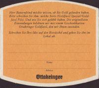 Pivní tácek ottakringer-111-zadek-small