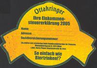 Pivní tácek ottakringer-14-zadek