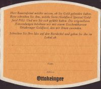 Pivní tácek ottakringer-45-zadek-small