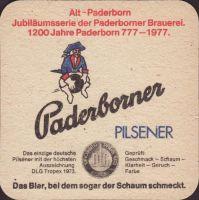 Beer coaster paderborner-vereins-37-small