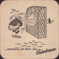 Beer coaster paderborner-vereins-52-zadek-small