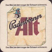Beer coaster paderborner-vereins-58-zadek-small