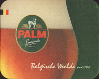 Beer coaster palm-130-small