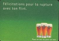 Beer coaster palm-15