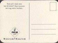 Beer coaster palm-3-zadek