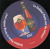 Beer coaster palm-35