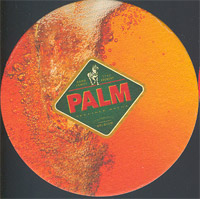 Beer coaster palm-37