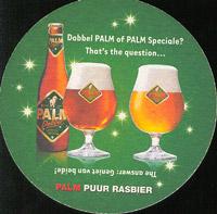 Beer coaster palm-63