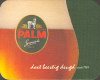 Beer coaster palm-64