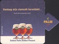 Beer coaster palm-7