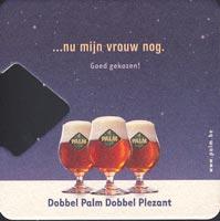 Beer coaster palm-8