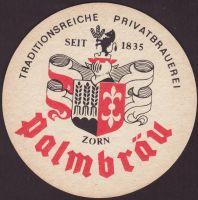 Pivní tácek palmbrau-33-zadek-small