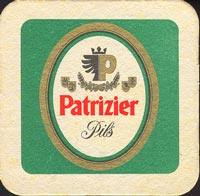 Pivní tácek patrizier-brau-2-zadek