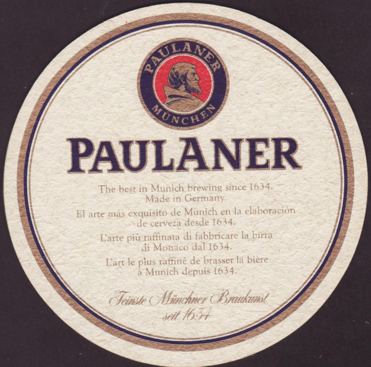 Pivní tácek paulaner-1-zadek
