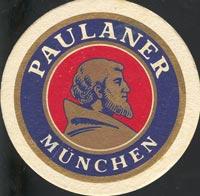 Pivní tácek paulaner-1