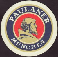 Pivní tácek paulaner-141-small