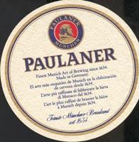Pivní tácek paulaner-2-zadek