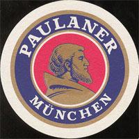Pivní tácek paulaner-21