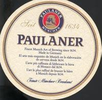 Pivní tácek paulaner-3-zadek