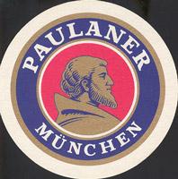 Pivní tácek paulaner-36